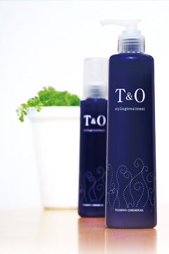 T&O stylingtreatment